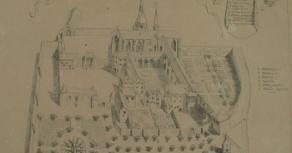 abbaye saint-calais