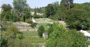 LE JARDIN CONSERVATOIRE -  (1) - jardin conservatoire