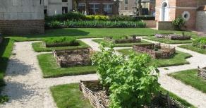 LE JARDIN MEDIEVAL 1 - jardin médiéval