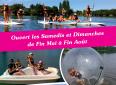 Base de loisirs – Activités au Lac de Saint-Calais