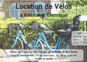 location vélo OT