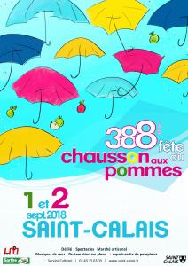 388ème Fête du Chausson aux Pommes