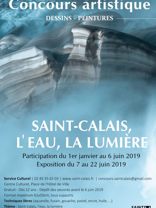 Affiche Concours Artistique-2019