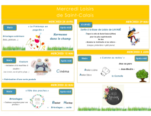 programme mercredi loisirs avril mai juin 2019 def(4)
