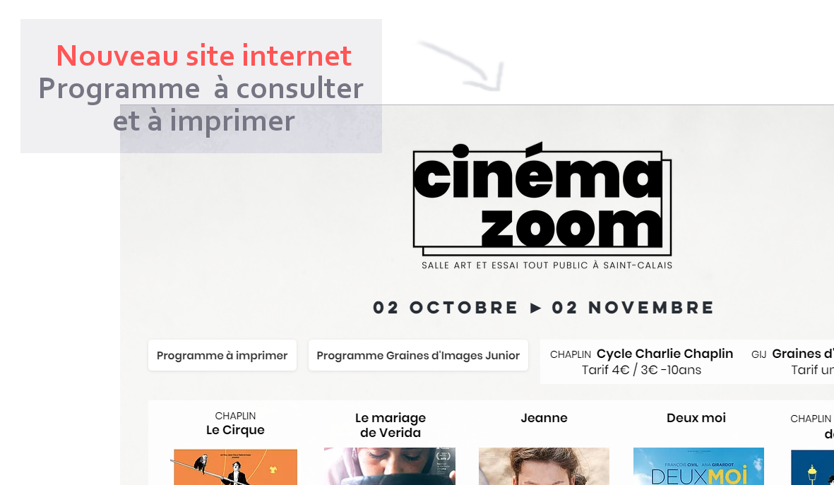 programme cinéma 2019