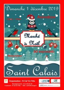 Affiche - Marché de Noël 2019-page-001