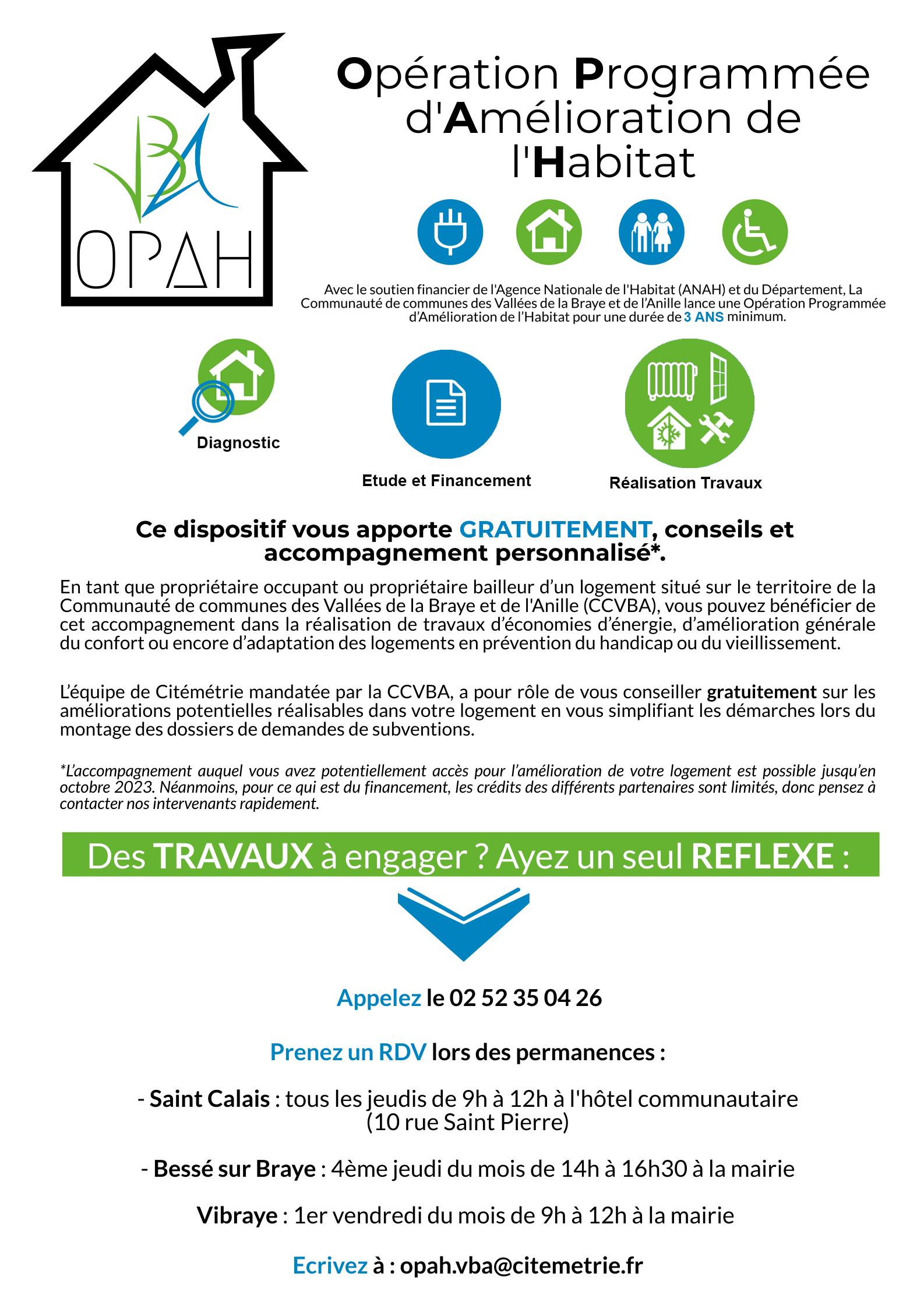 OPAH V3 bulletins municipaux