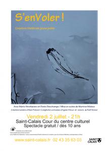 Spectacle - S'enVoler @ Cour du Centre Culturel
